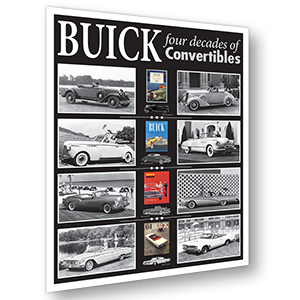 Buick Convertibles Poster
