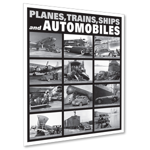 Planes, Trains, Ships and Automobiles Poster